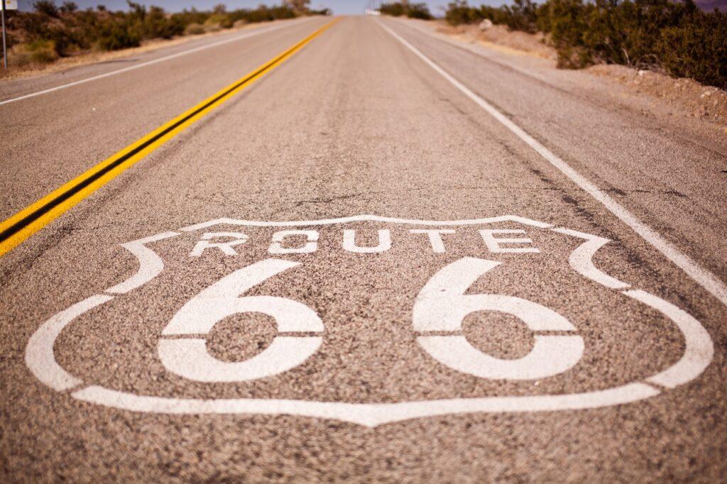 Die Route 66